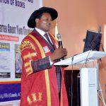 Inaugural Lecture at BINGHAM UNIVERSITY