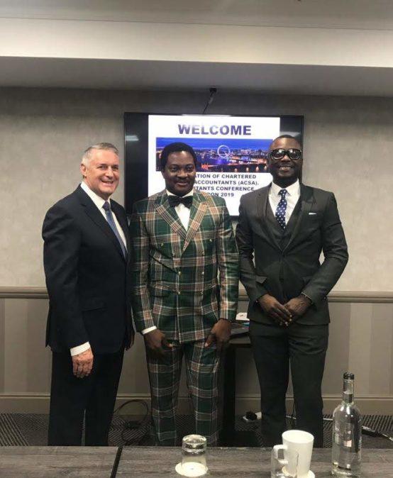 ACSA Conference, Dartford, United Kingdom, September 2019.